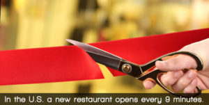 New resturant opening leads